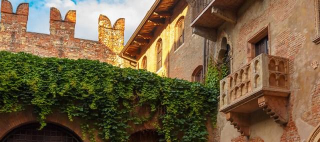 destinos para puentes de 3 días, Verona (Italia)