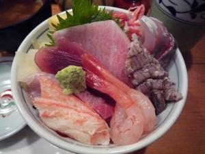 Sushi for Breakfast at Tokyo's Tsukiji Fish Market
