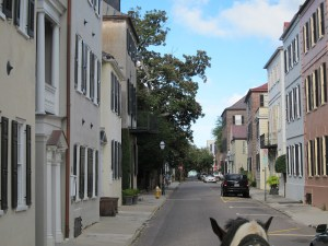 A Carriage Tour of Charleston, South Carolina