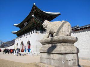 Palaces of Seoul: Gyeongbokgung and Changdeokgung