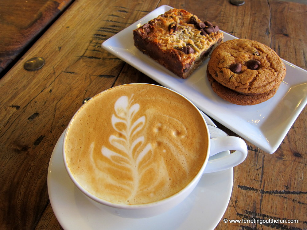Time for a coffee and cookie break!