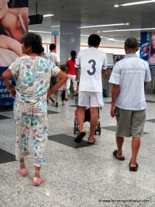 china public pajamas