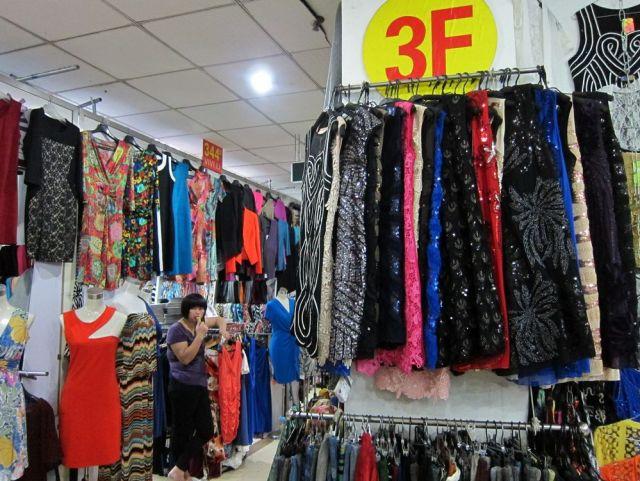 Fabric Market Stall 344