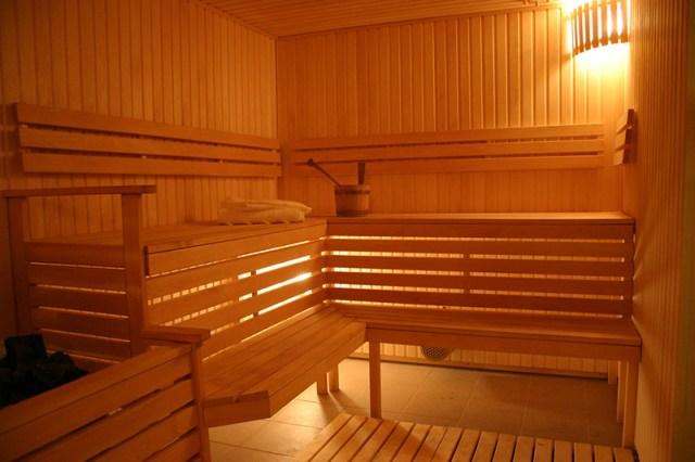 Latvian sauna 2