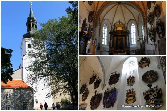 Dome Church in Tallinn, Estonia
