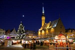 A Fairy-Tale Christmas in Tallinn