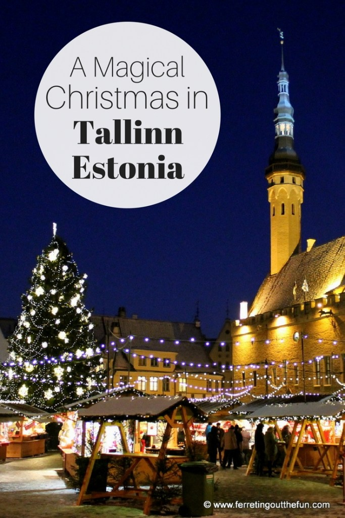 The Tallinn Christmas market provides the charming European Christmas experience minus the hordes and high prices of Germany. Just be sure to bundle up.