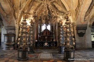 Kutna Hora and its Church of Bones