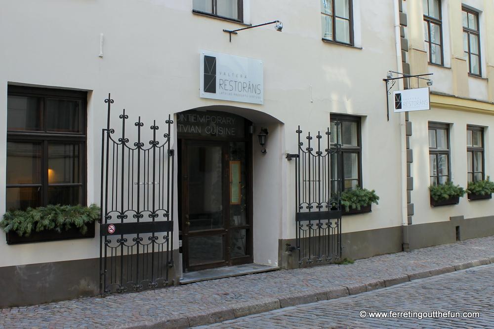 Valtera Restorans Riga