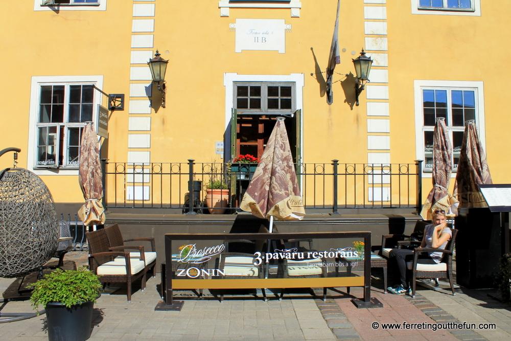 3 Chefs Restaurant Riga