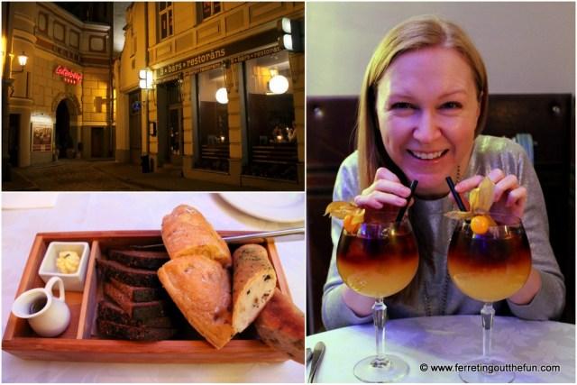 B-Bars Restorans Riga