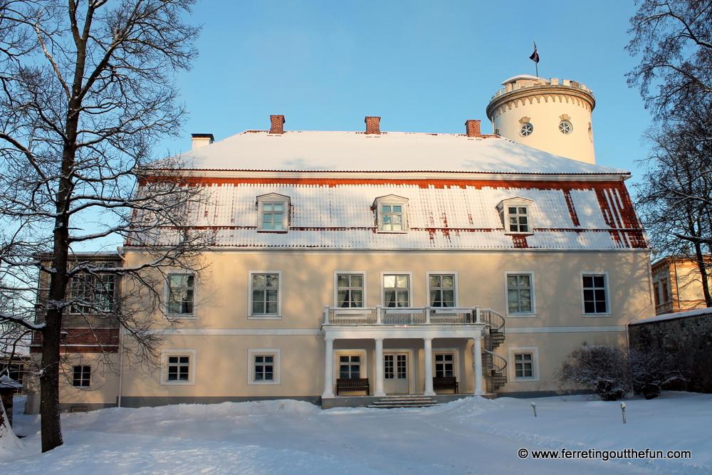cesis new castle
