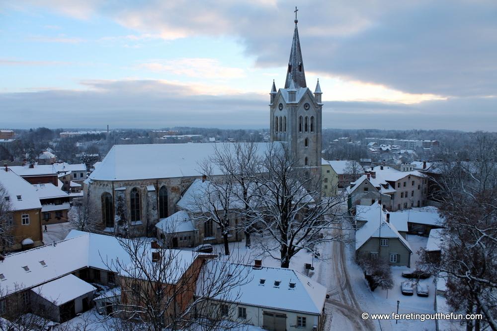 cesis latvia church