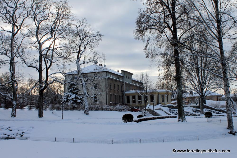 hotel cesis latvia