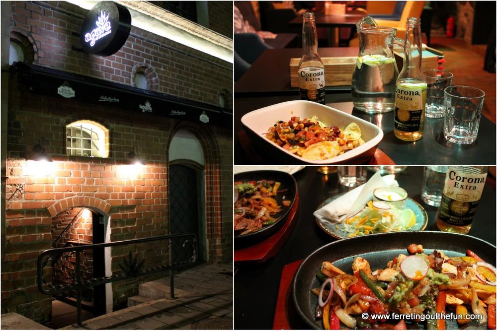 Agave Mexican Restaurant Kaunas