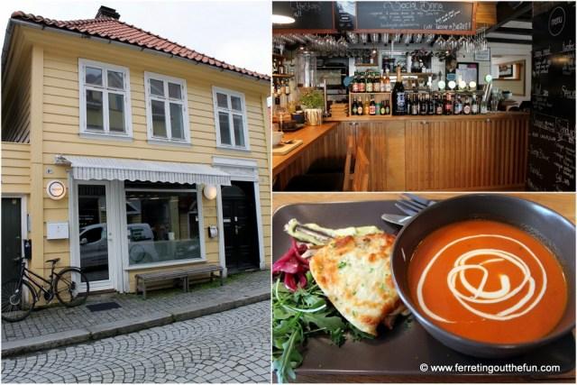 Bergen Bastant Cafe