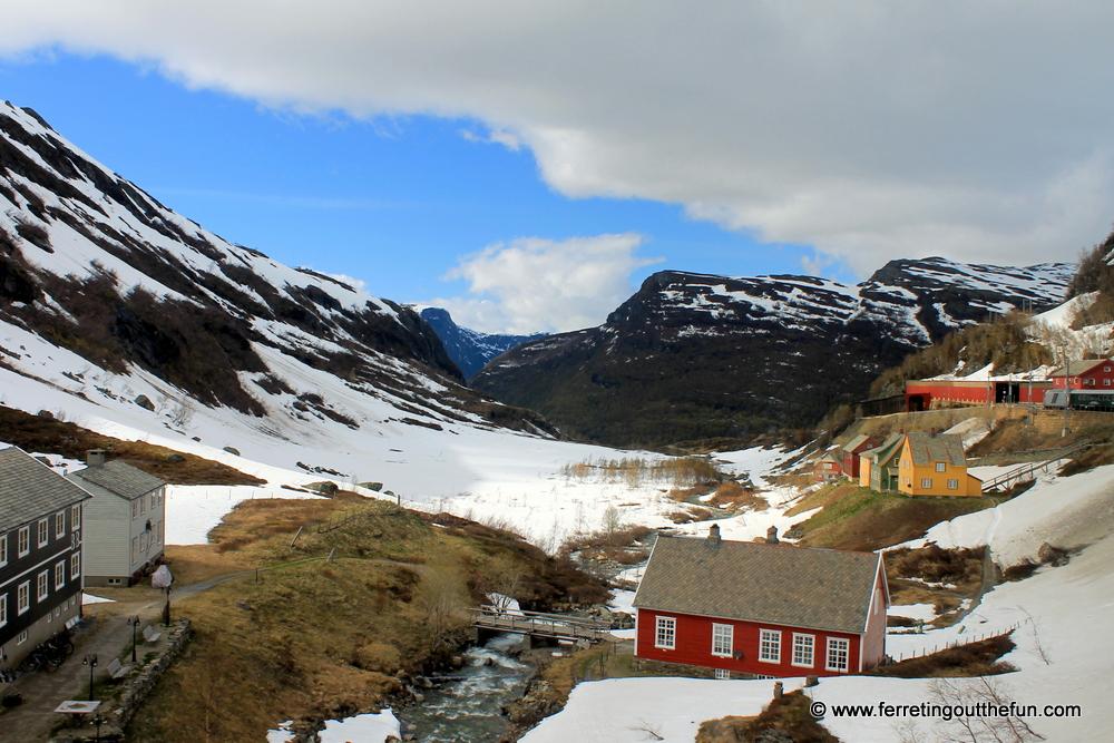Myrdal Norway