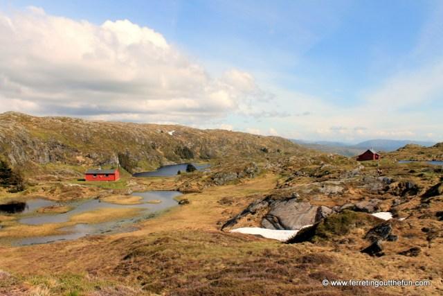 Mt Ulriken Hiking