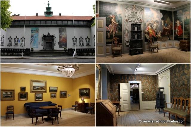 KODE Art Museum in Bergen