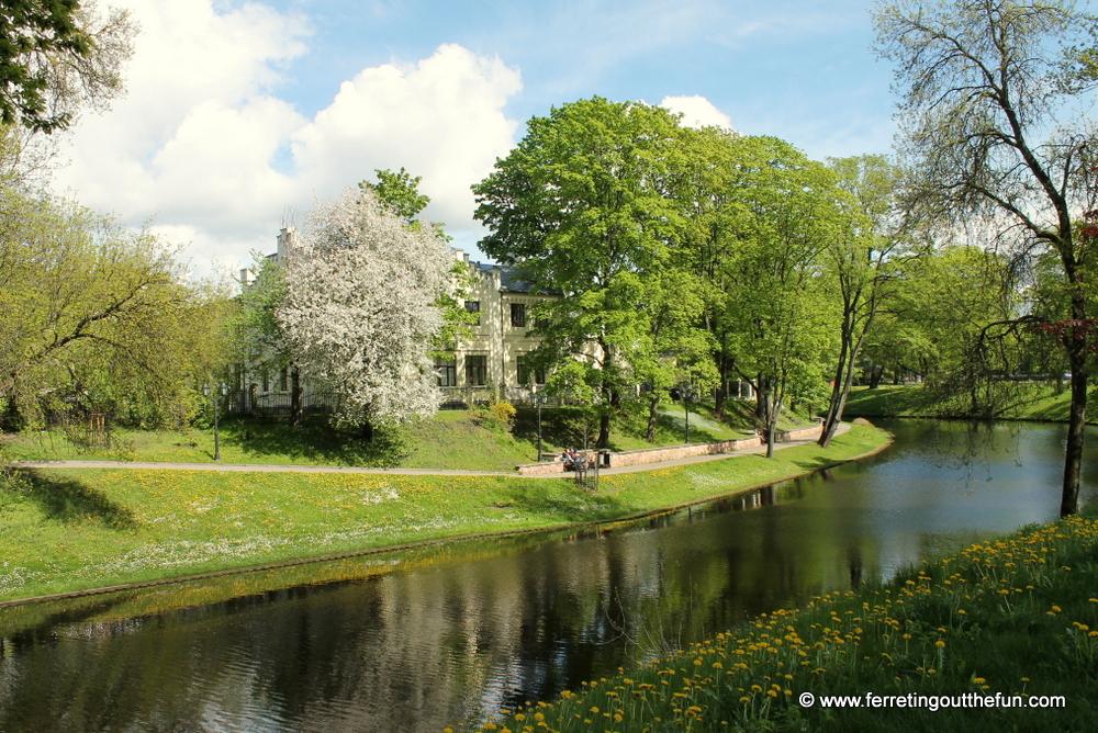 Riga City Canal