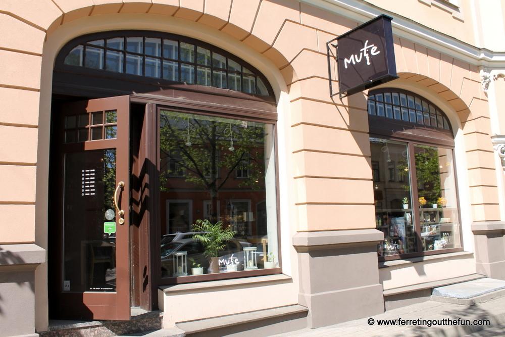 Mute Restaurant Riga