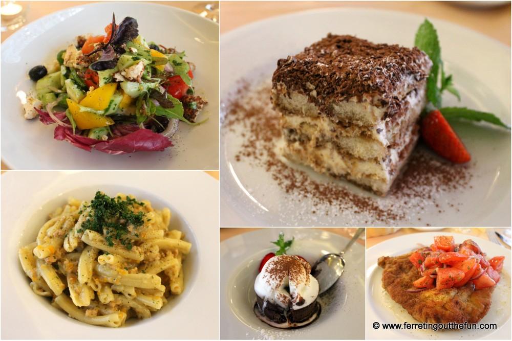Monterosso Restaurant Riga