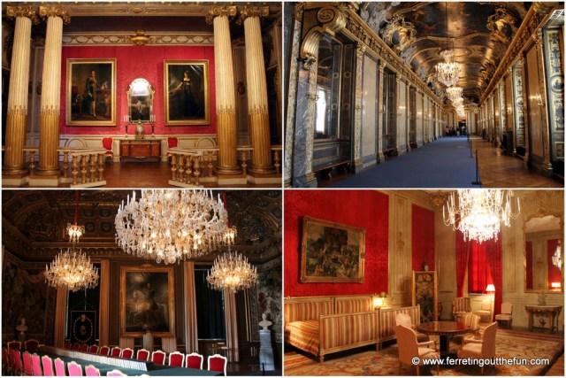 Stockholm palace tour
