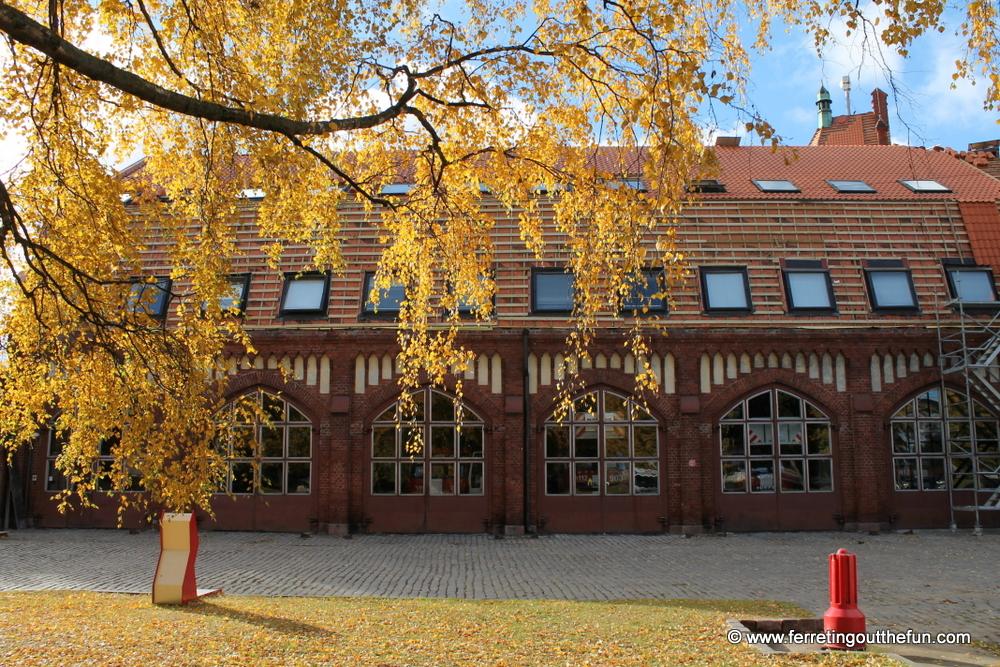Riga Firefighting Museum