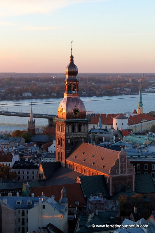 Beautiful Riga, Latvia