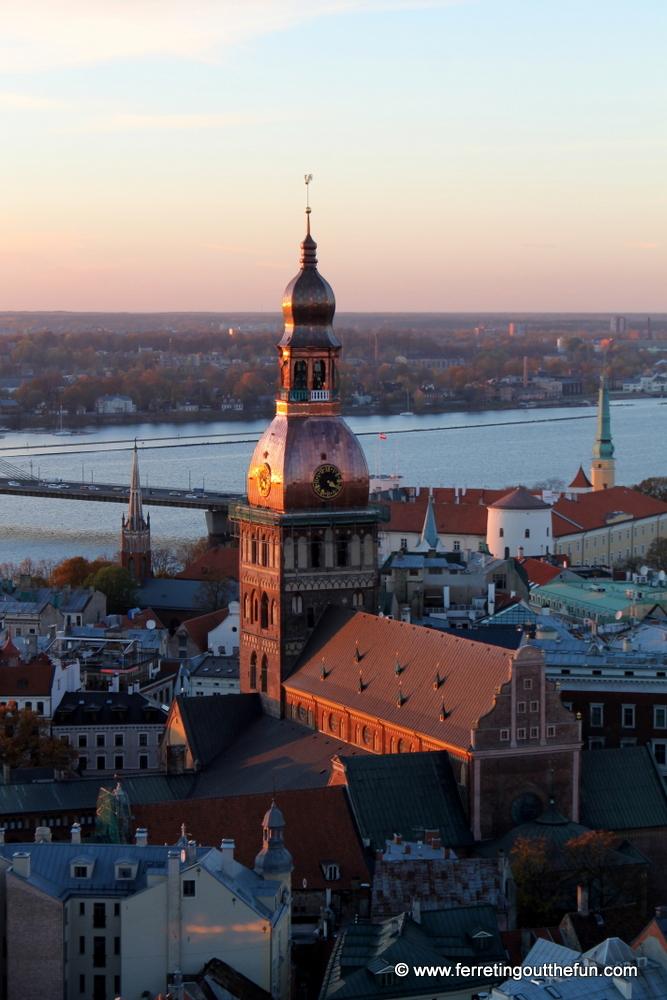 Beautiful Riga, Latvia