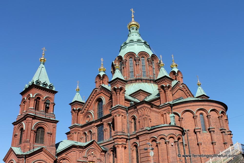 Helsinki Uspenski Orthodox Cathedral