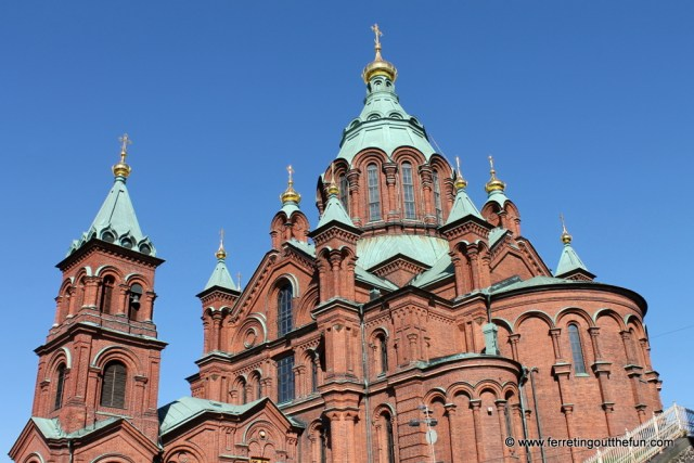 Helsinki Uspenski Orthodox Cathedral