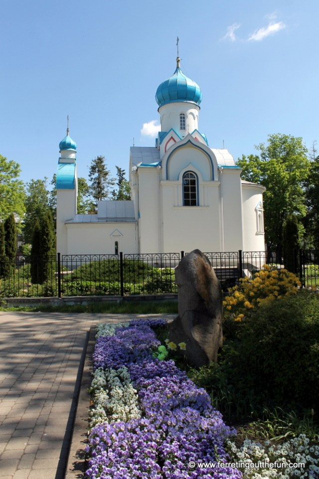Daugavpils Orthodox Chapel
