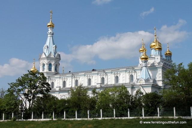 Russian Orthodox Cathedral Daugavpils