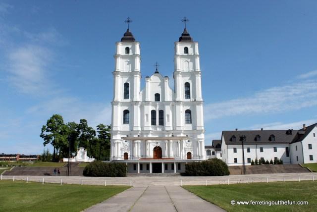 Aglona Basilica Latvia