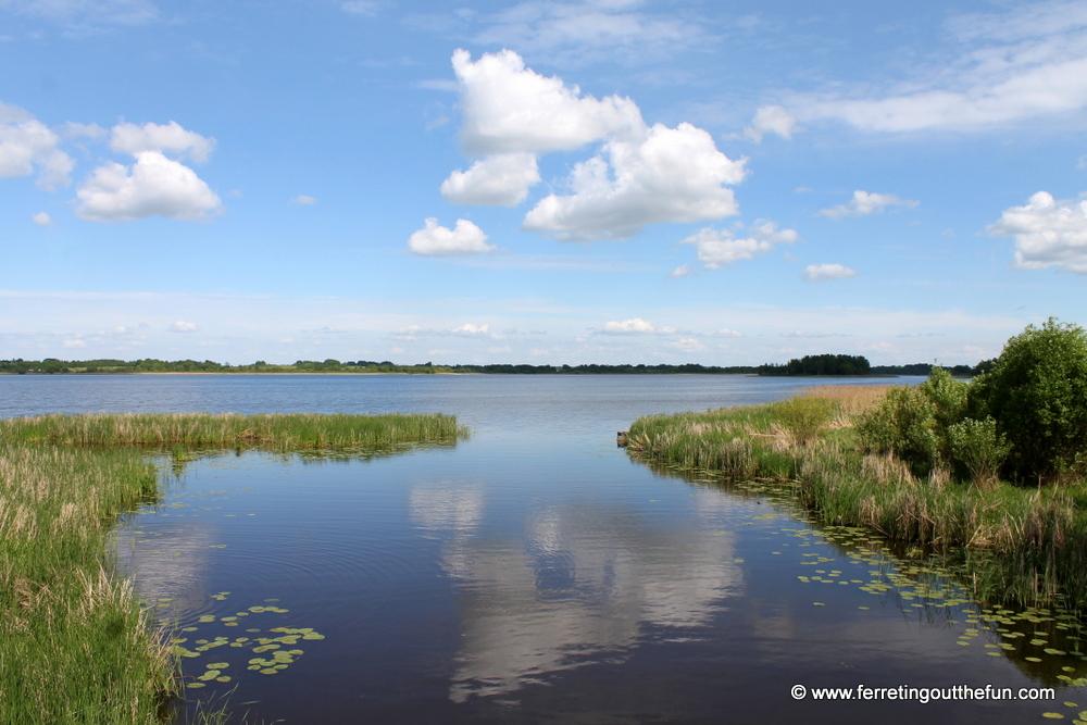Latvian lake