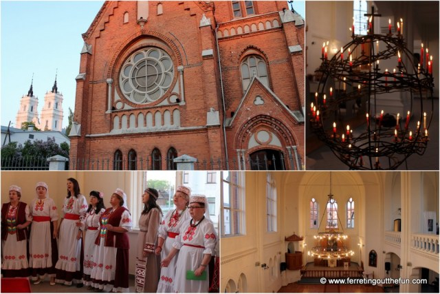 Daugavpils Martin Luther Cathedral