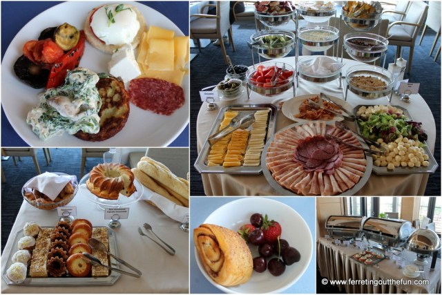 City Hotel Kyiv Breakfast