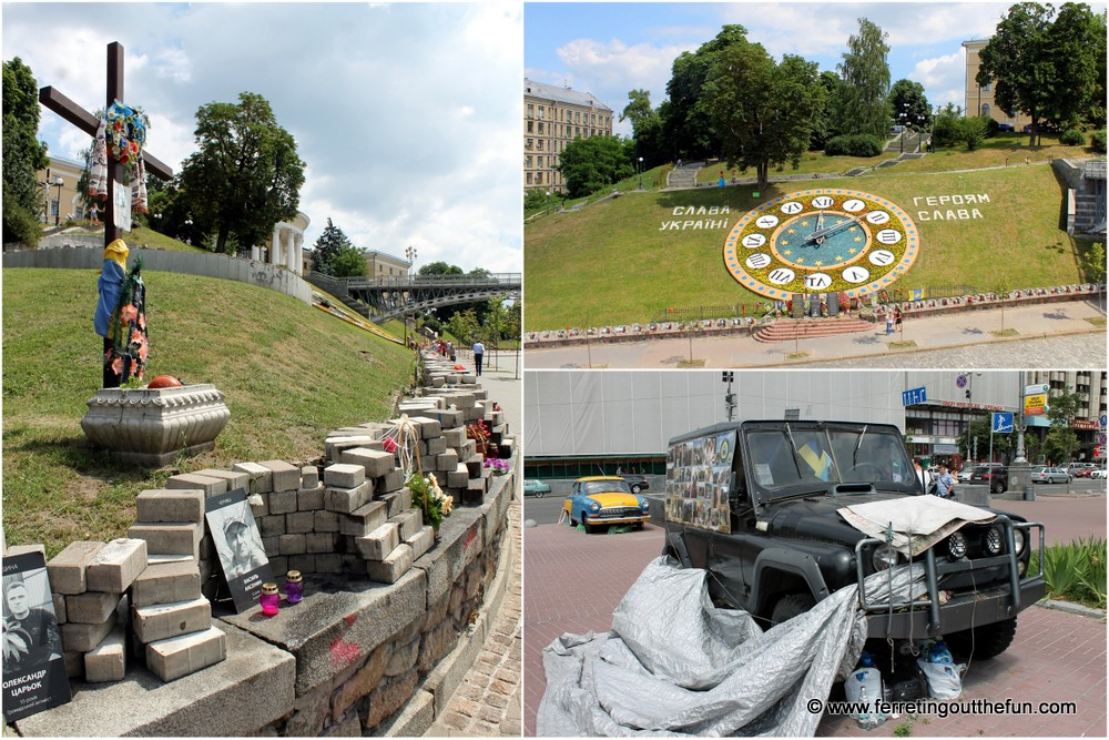 Kyiv Maidan Memorial