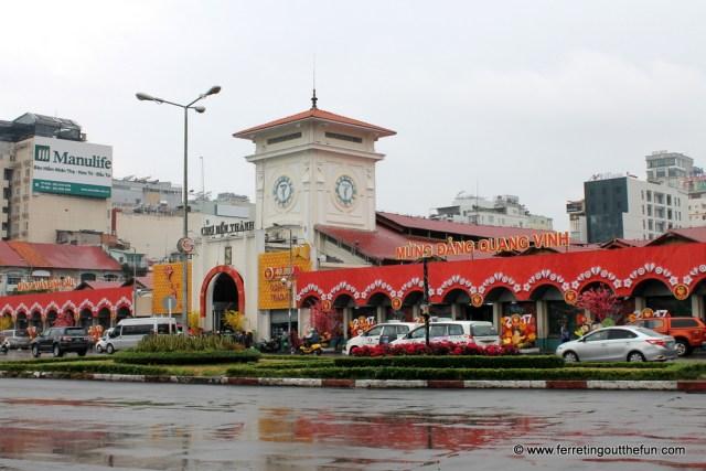 ben thanh market saigon