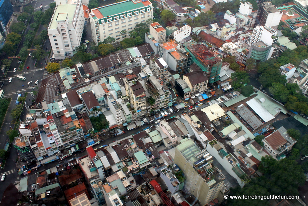 saigon skydeck view