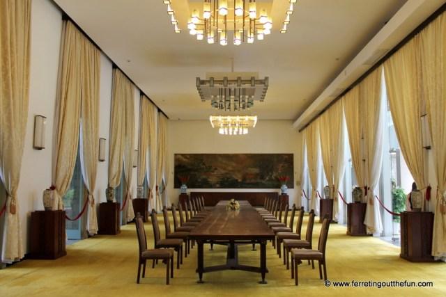 reunification palace tour