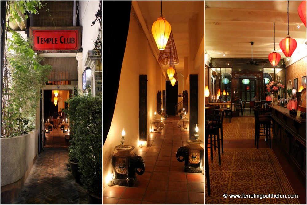 temple club saigon