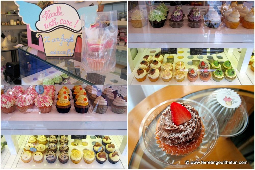 fly cupcake saigon