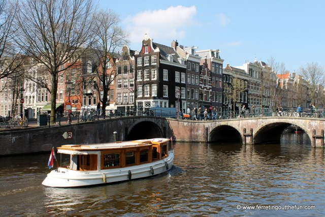 amsterdam canal boat