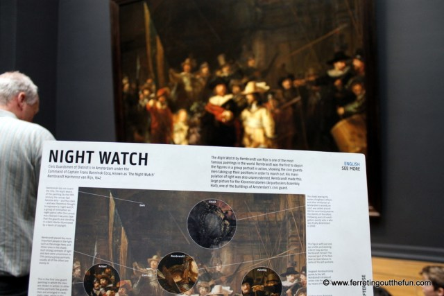 night watch rijksmuseum