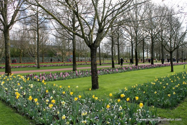 keukenhof best time to visit