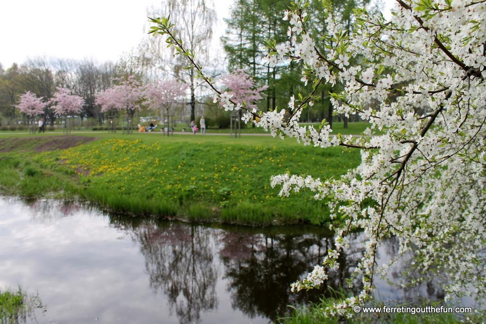 Riga Uzvaras Park