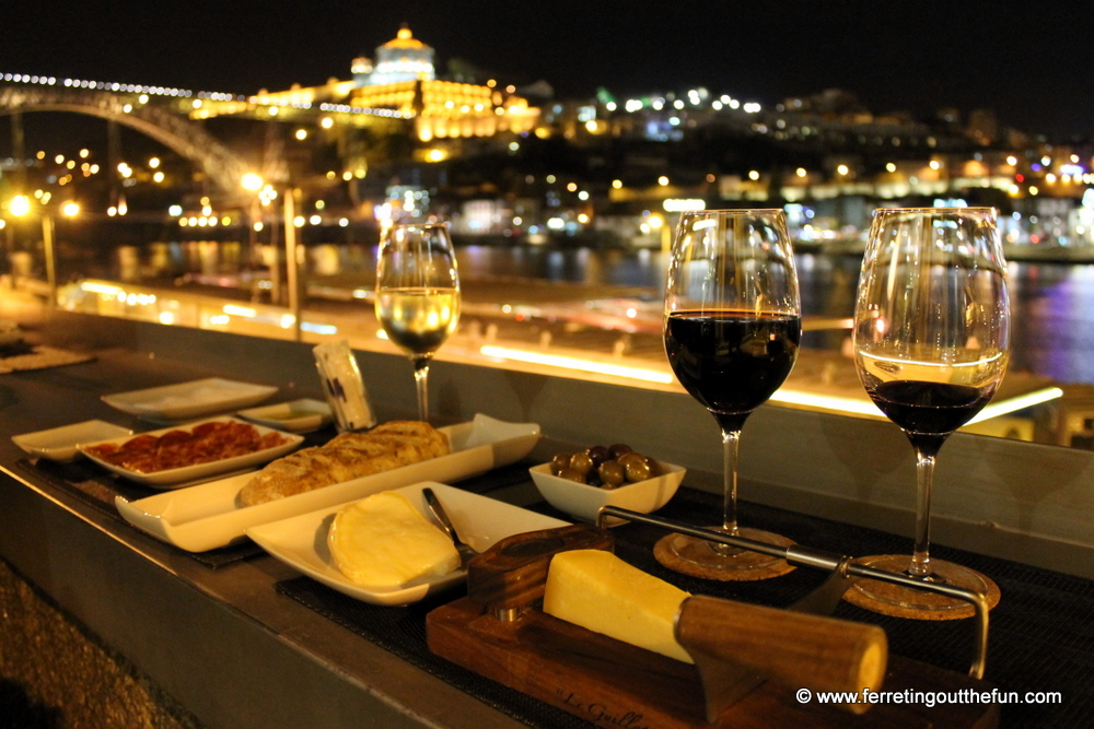 Wine Quay Bar Porto