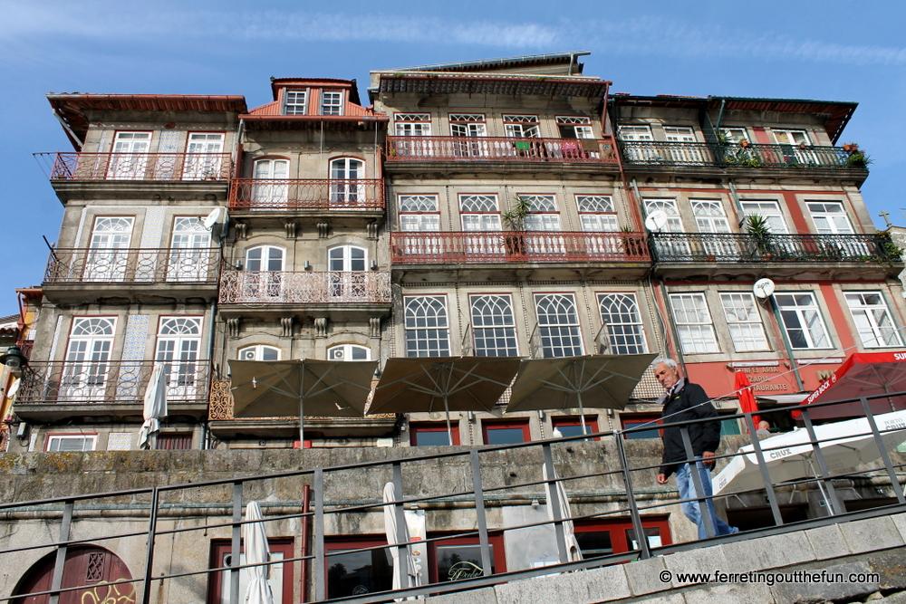 Ribeira district Porto